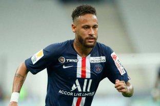 Neymar fue acusado de ver un partido de fútbol a través de una transmisión ilegal -