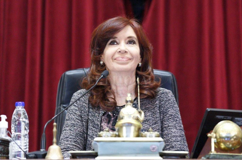Cristina Fernández Crédito: Archivo El Litoral