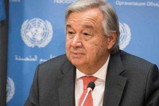 La ONU reeligió a Antonio Guterres como su secretario general
