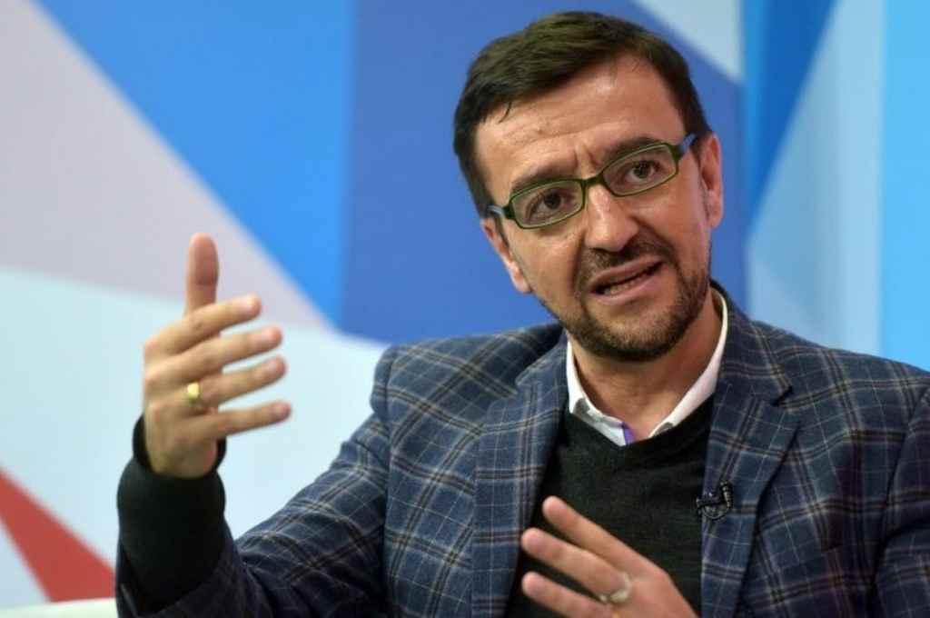 Mario Riorda, politólogo, experto en campañas electorales y coautor, junto a Silvia Bentolilla, de