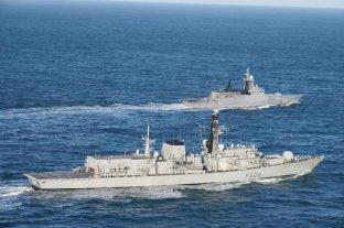 Reino Unido: la Marina Real podrá interceptar a cualquier buque pesquero europeo