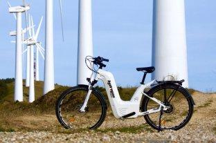 """""""Alpha"""", la primera bicicleta impulsada por pilas de combustible de hidrógeno"""