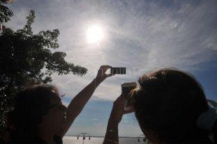 Último eclipse total de sol en Argentina en los próximos 28 años