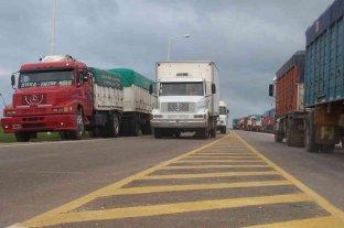 Camioneros acordó un bono de fin de año de 25.000 pesos