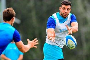 Ignacio Calás, forward de Los Pumas, jugará en el rugby australiano
