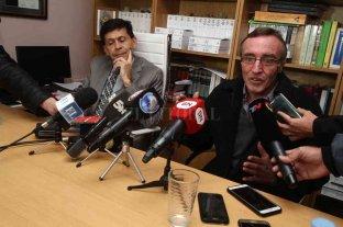 """Néstor Oroño: """"Hoy Tognoli no adeuda nada a la Justicia"""""""