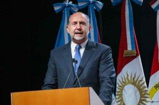 Perotti preside la Región Centro