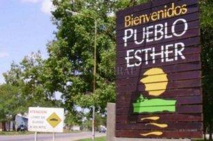Asado en Pueblo Esther