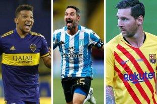 Horarios y TV: miércoles de Sudamericana, Libertadores y fútbol internacional