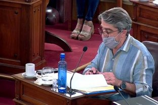 """Armando Traferri hizo responsable a Marcelo Saín por """"todo"""" lo que pueda pasarle a su familia"""