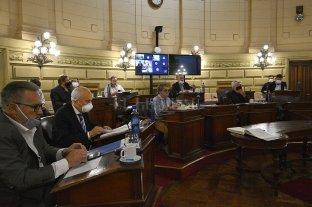 El Senado promete celeridad ante la solicitud de desafuero a Traferri