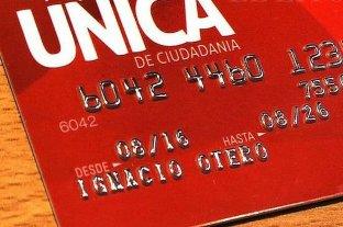 El viernes se acreditarán los fondos de la Tarjeta Única de Ciudadanía