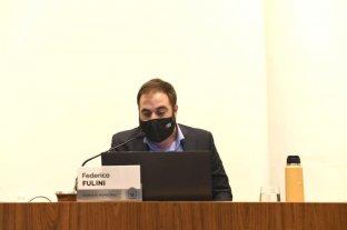 """Federico Fulini: """"Acompañamos porque quienes trabajamos para los santafesinos debemos ser responsables"""""""