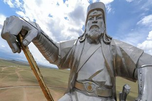 Descubren al principal aliado de Gengis Kan en la invasión de Asia Central: el cambio climático