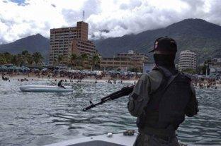 Aumentaron a 28 los muertos por el naufragio en el norte de Venezuela