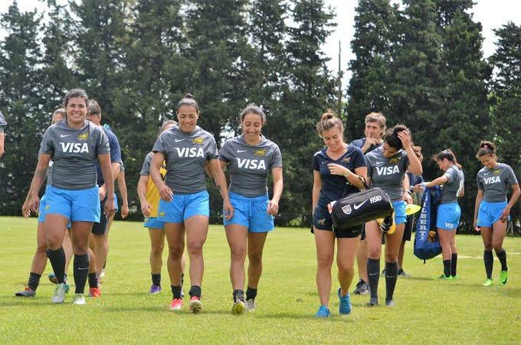 Las argentinas tendrán una chance más de llegar a los JJ.OO., en una competición en la que deberán afrontar exigencias muy elevadas. Crédito: Gentileza UAR