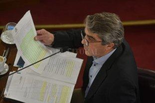 El Senado rechazó el desafuero a Traferri
