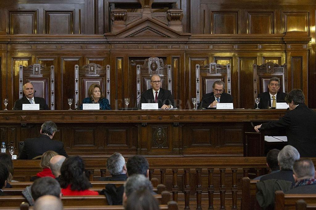 Corte Suprema de Justicia de la Nación Crédito: CIJ