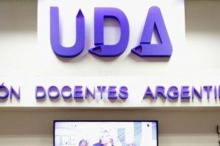 """UDA informó que """"el Gobierno va a pagar la diferencia del aguinaldo no liquidado"""""""