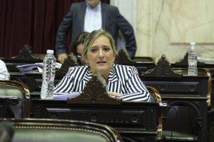 """Lucila Lehmann: """"El gobierno te quita el oxígeno"""""""