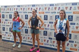 Nacional de atletismo: Lozano ganó en 3.000 con obstáculos