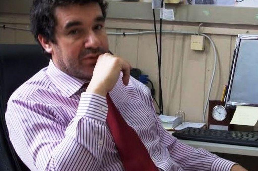Matías Merlo, fiscal de Melincué   Crédito: El Litoral
