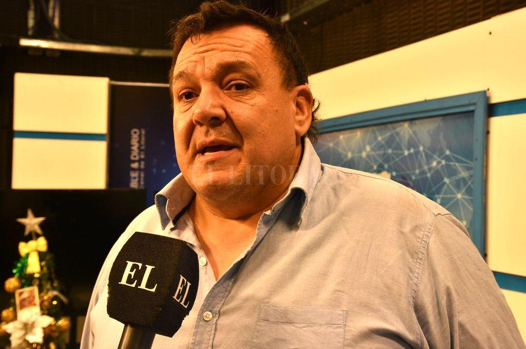 Diego Fernández es el candidato a presidente de una lista, que asevera no solo poseer objetivos muy precisos; sino también contar con las personas adecuadas para llevarlos a cabo. Crédito: Flavio Raina