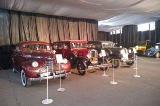 Se inauguró el museo de autos antiguos de Melincué