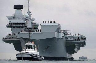"""Un político francés amenazó al Reino Unido con otra """"guerra de las Malvinas"""""""