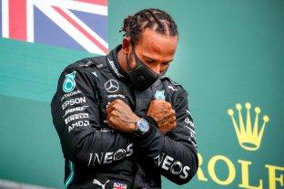 """Fórmula Uno: Lewis Hamilton recibió el título de """"Caballero"""" otorgado por la corona británica"""