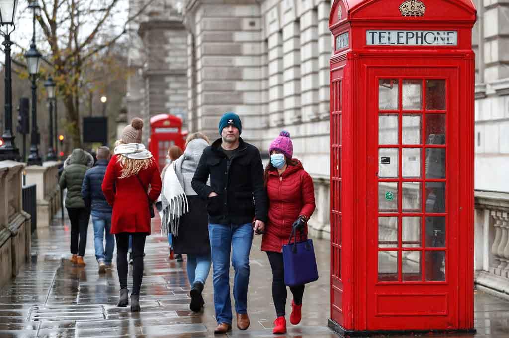 Londres. Una ciudad a la que mira el resto del mundo preocupado hoy por la evolución del coronavirus. Crédito: (Xinhua/Han Yan)