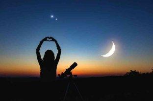 En Santa Fe podrá verse la conjunción de Júpiter y Saturno