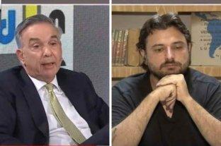 """Duro cruce entre Grabois y Pichetto en una entrevista: """"No soy ultrakirchnerista ni usurpador de tierras"""""""