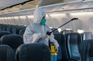 Confirman la partida del vuelo que traerá las vacunas desde Moscú