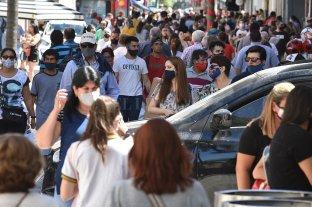 Covid: se sostiene la proyección de 37 mil casos en 20 días para el departamento La Capital