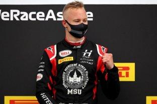 La escudería Haas confirmó al ruso Mazepin como piloto para la temporada 2021 de F1