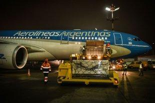 Llega este jueves el vuelo proveniente de Moscú con las 300 mil dosis de la vacuna Sputnik V