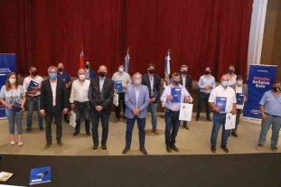 Entregan fondos de atención Covid a 11 localidades del sur santafesino