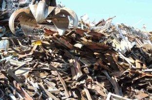Se renueva la suspensión de exportaciones de chatarra de hierro y acero hasta fines de 2021