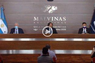 """Cafiero afirmó que """"hoy se inicia el proceso de vacunación"""" en Argentina"""