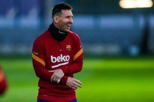 Tras las dos fechas de sanción, Messi volvió a ser convocado