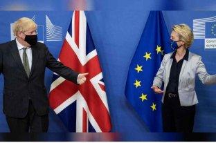 La Unión Europea firmó el acuerdo posbrexit con Reino Unido