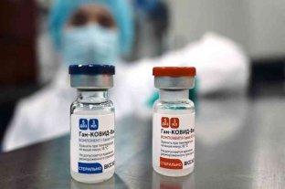 Segunda dosis: llegan las 12.500 vacunas contra el coronavirus a la provincia de Santa Fe -  -