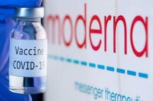 La OMS aprobó el uso de la vacuna de Moderna
