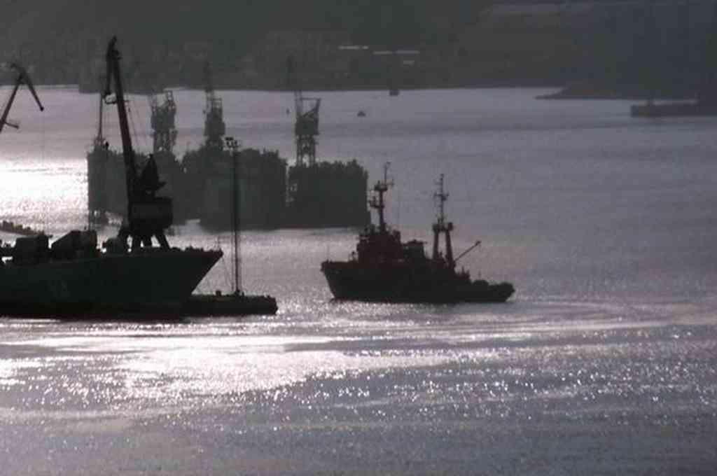 17 marineros fueron declarados desaparecidos en el Ártico ruso