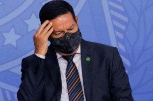El vicepresidente de Brasil tiene coronavirus y permanecerá aislado en su residencia