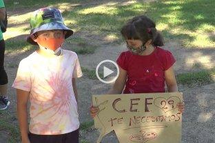 La Cooperadora del CEF 29 solicita la rehabilitación de sus escuelas deportivas