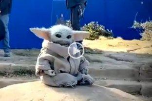Es viral más tierno: ¿ya viste bailar a Baby Yoda?