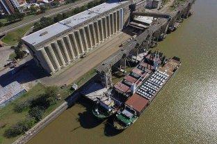 El puerto de Santa Fe termina el año con 23 embarques y más de 60.000 toneladas exportadas