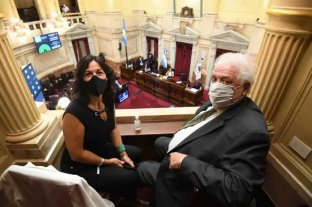 Sergio Massa, Ginés González García y Máximo Kirchner, entre los que presenciaron el debate por el aborto